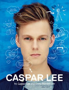 SA Publication Date:July2016 Available to pre-order now Penguin Random House,Caspar Leeand his mumEmily Riordan Lee, announced today the upcoming release ofCaspar Lee.With more than 7.6 mil…