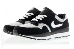 Nike Air Safari Black/Grey