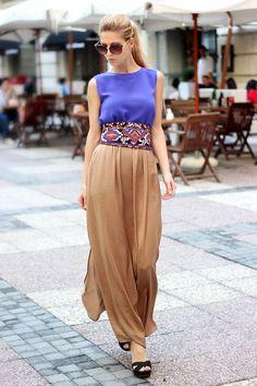 Ethno Spirit ( Silk Tanks & Skirts )