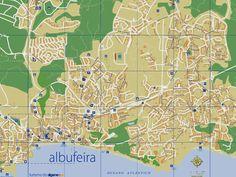 MapasBlog: Mapas de Albufeira