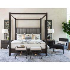 Room Ideas Bedroom, Home Decor Bedroom, Modern Bedroom, Master Bedroom, Eclectic Bedrooms, Small Bedrooms, Bedroom Designs, Bedroom Colors, Elegant Home Decor