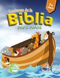 Lecturas de la Biblia para niños