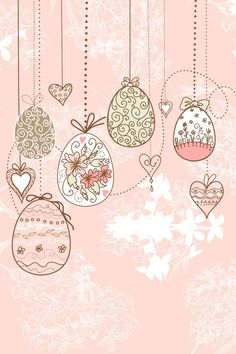 Pink IPhone Wallpaper Cute For Easter