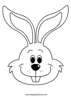 Laboratorio per bambini cesto coniglio per pasqua | Laboratori per bambini