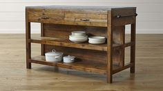 Kitchen Island Completely Handcrafted Solid By TheWoodworkMan - Etsy kitchen island