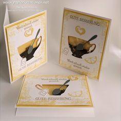Papierkreationen.net: Gute Besserung mit einer Tasse Tee