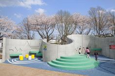 Yaoko Market Place Kawagoe-Matoba STGK Inc. | studio gen kumagai #landscapearchitecture