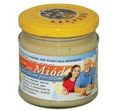 Miód z Mleczkiem Pszczelim 0,25 kg (Łysoń)