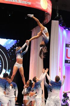 1000+ images about All-Star Cheerleading Uniforms on ...