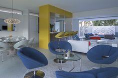 WAN INTERIORS Residential, Cooper Residence, Palm Springs
