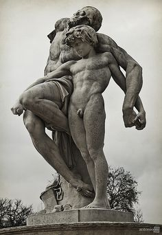 The Oath of Spartacus,Louis-Ernest Barrias, 1871Jardins des Tuileries, Paris
