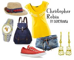 Disney Christopher Robin Outfit