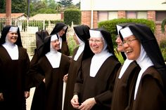 Why The Habit? This is the Order to which I belong, the Carmelites, as a lay person. I was taught by Carmelites at St. Philomena School in Carson, CA so imagine my joy at finding this article! Read and enjoy.