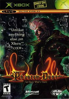 "Title: Phantom Dust Publisher: Majesco Platform: XboxGenre: Action AdventureRelease Date: 3/16/2005Overview: Get in touch with your inner auras in Phantom Dust, an impressive arena combat adventure chock full of strategy and battle. Your world has been ravaged and you're a lone survivor, suffering from amnesia due to some ""phantom dust"" in the atmosphere. Fortunately, the dust also bestows some unusual supernatural powers. As you fight to stay alive, you'll need to strategize how and when to…"