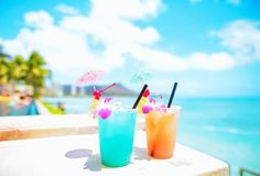 Drink Here Now: The Best Beach Bars on Oahu