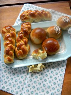 DOLCEmente SALATO: Pasta brioche di Montersino
