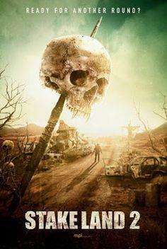 TERROR EN EL CINE. : STAKE LAND 2. (CLIP EXCLUSIVO 2017)