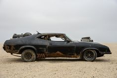 Mad Max Vehicle
