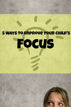 Getting a child with #ADHD to concentrate can be a real challenge. Check out 5 simple techniques you can try to help your child's ability to focus and remember information. #memorytips