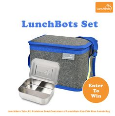 Get Ready for Back to School with LunchBots from Baby Joy, CAN, 8/31
