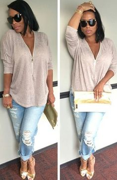 ♡Pinterest: @ ft.chioma Love this outfit!