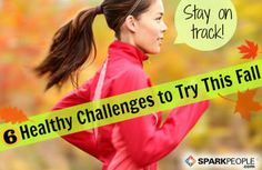 6 Smart Ways to Stay on Track This Season via @SparkPeople