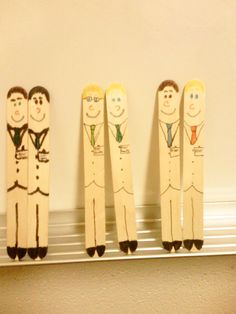 Popsicle Stick Missionaries
