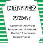 This Matter Unit is appropriate for 1st and 2nd classrooms.  It is specifically aligned with 2nd grade Common Core Standards.  Included are 10 deta...