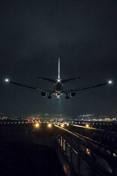 Night Flight - JAL