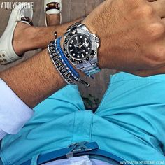 """Cool Rolex Men Gold Watch ATOLYESTONE on Instagram: """"Fan Pic Of The Day ! 