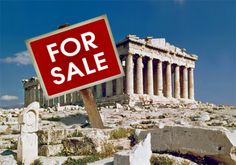Greece's creditors demand casino rights, archaeological sites, selloff of of national assets - Boing Boing Athens Airport, Everything Must Go, Thessaloniki, Archaeological Site, Cool Eyes, Greece, Things To Sell, Austerity