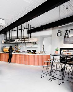 Poacher & Hound was designed by Melbourne-based Technē Architecture. View this interior archive & more at The Local Project. Restaurant Interior Design, Shop Interior Design, Cafe Design, Restaurant Furniture, Melbourne, Design Jobs, Design Design, Design Ideas, Cafe Counter