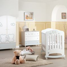 Simple  Luxus Babyzimmer Prestige wei bei uns im Baby Online Shop http pali world de product info php products id ud Pinterest