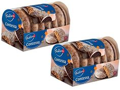Contessa Lebkuchen- is lebkuchen but can have chocolate on the bottom or wafers.