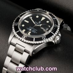 """Rolex Submariner Date Vintage - """"All White"""" REF: 1680 