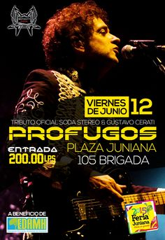 #SanPedroSula se prepara par recibir a #PROFUGOS Arte Digital Afiche publicitario.