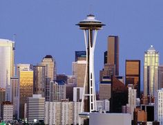Seattle I want to see this exact view in person!!