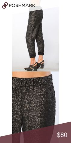 Free People Sequin Party Pant Glam up your holiday look with these stunning, like new free people sequin pants. Stunning and in perfect condition. Sold out and hard to find! Size small. Open to fair offers 😊 Free People Pants Skinny