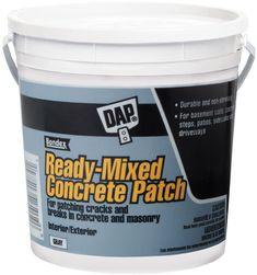 Ready-Mixed Concrete Patch - DAP