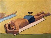 Sunbather, Alfredo Antognini