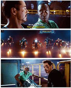 """""""The moment in the Iron Man 3 trailer when I completely lost my shit."""" <- This is so true it's painful."""