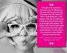 Smart girls!
