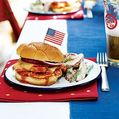 honey chipotle barbecue chicken sandwiches cookinglight com more bbq ...