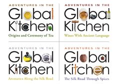 Global Kitchen / Logo / AMNH on BehanceClient / American Museum of Natural History Kathy Sobb