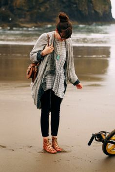 what I'd do to wear layers right now!