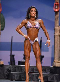 Jennifer Brown 7th Felicia Romero Pro 2014 Fitness Class