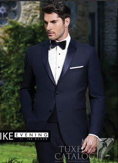 8 Style for Choice 2018 Wool Groom Wear Tuxedo/Wedding Suits For Men/Best Man's Wedding Suits 3 Peices SetJacket+Pants+Bowtieplus Size Wedding Suits for Men Groom Wear Groom Tuxedo Online Navy Blue Groom, Blue Groomsmen, Groomsmen Tuxedos, Navy Blue Tuxedos, Royal Blue Tux, Navy Vest, Navy Pants, Tuxedo Wedding, Wedding Groom