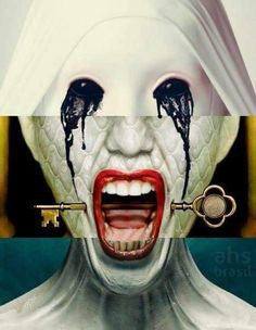 American Horror Story so so so cool