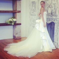 Truly Zac Posen for David's Bridal