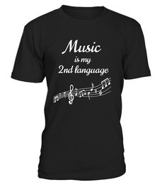 """# Funny Music Shirt - Music is my 2nd Language Musician Gift .  Special Offer, not available in shops      Comes in a variety of styles and colours      Buy yours now before it is too late!      Secured payment via Visa / Mastercard / Amex / PayPal      How to place an order            Choose the model from the drop-down menu      Click on """"Buy it now""""      Choose the size and the quantity      Add your delivery address and bank details      And that's it!      Tags: Great shirt for music…"""